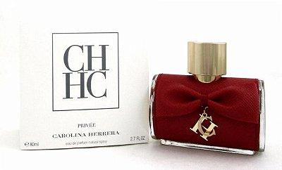 Téster CH Privée Feminino Eau de Parfum Carolina Herrera 80 ML