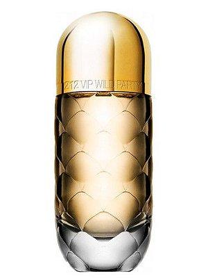 212 Vip Wild Party Carolina Herrera Eau de Toilette - Perfume Feminino 80 ML