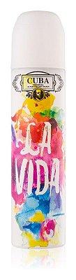 Cuba La Vida Eau de Parfum - Perfume Feminino 100 ML