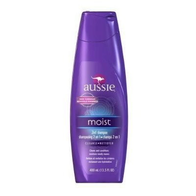 Aussie Moist Shampoo 400ML