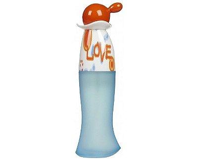I love love Eau de Toilette Moschino - Perfume Feminino