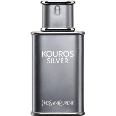 Kouros Silver Eau de Toilette Yves Saint Laurent - Perfume Masculino