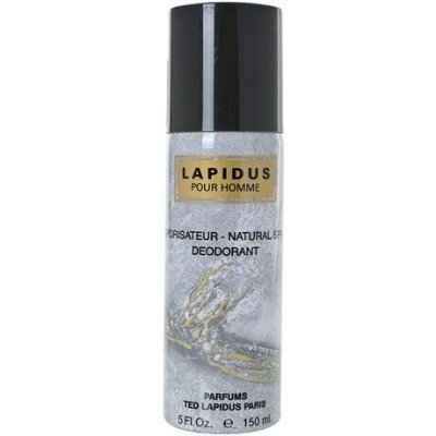Lapidus pour Homme Déodorant Ted Lapidus - Desodorante Masculino 150ml