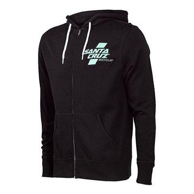 Moleton Santa Cruz Parallel Zip Hoodie