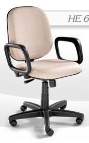 Cadeira Presidente  Tecido Espaldar Médio