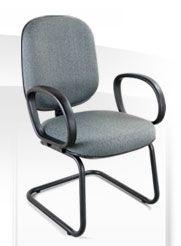 cadeira diretor pé tecido