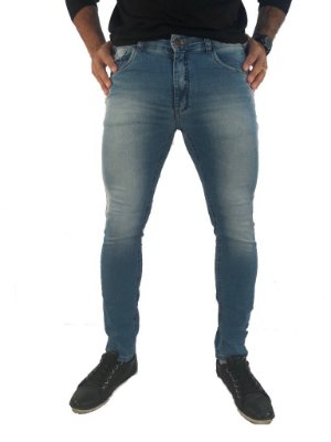 Calça Masculina Cintura Média Básica