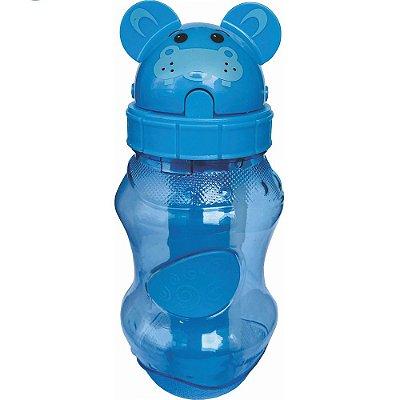 Garrafa Cool Gear Hippo Azul