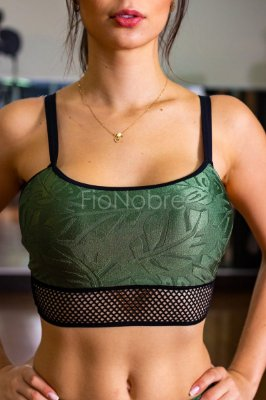 TOP FITNESS ESTAMPADO