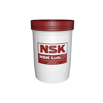 Graxa Rolamentos Para Alta Temperatura Nsk Lub Hp 1,0 Kg (-20 +150°c)
