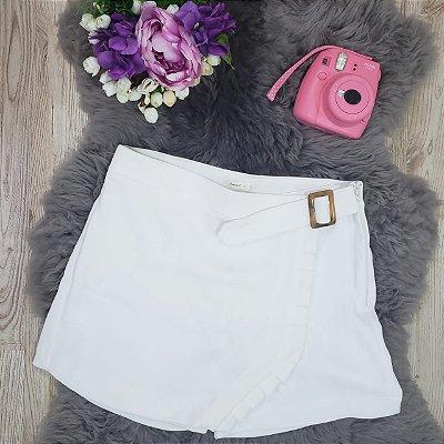 Short Saia Branco