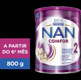 LEITE NAN 2 COMFOR 800G