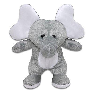 Pelúcia Elefantinho Cinza