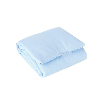 Trocador Portátil Plastificado Azul Bebê 1 Peça