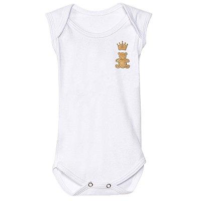 Body Para Bebê Realeza
