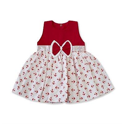 Vestido Lara Vermelho