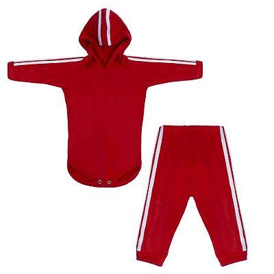 Conjunto Sport Vermelho