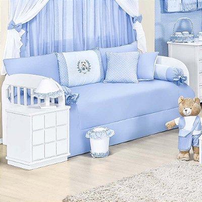 Kit Cama Babá Urso Baby