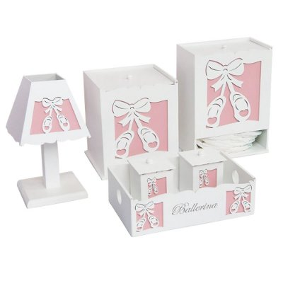 Kit Higiene Ballerina Mdf