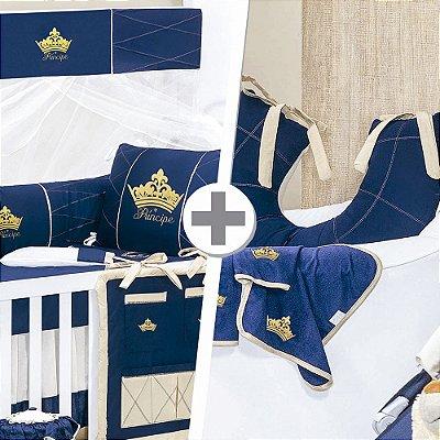 Combo Confort Príncipe Luxo