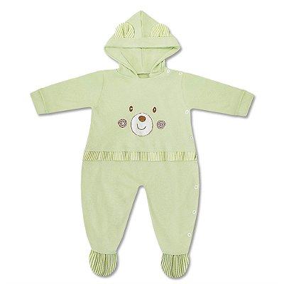 Macacão Teddy Bear Verde