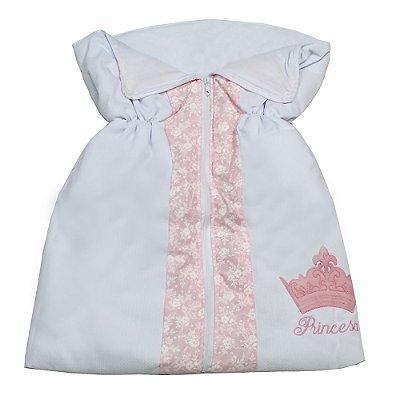 Porta Bebê Princesinha Rosa