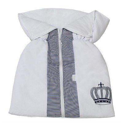 Porta Bebê Rei Marinho Listrado