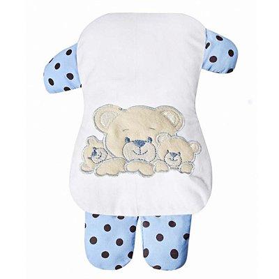 Travesseiro Soninho Família Urso