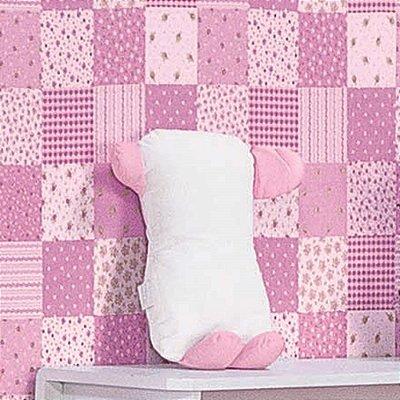 Travesseiro Soninho Patch Flor