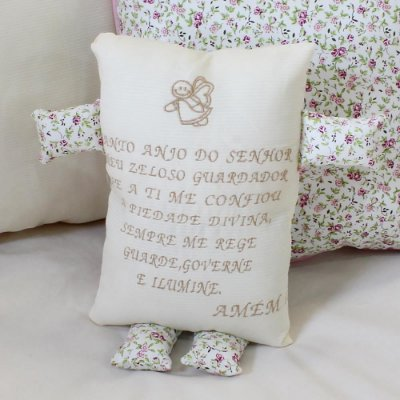 Travesseiro Soninho Provence Floral