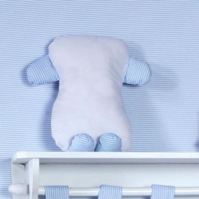 Travesseiro Soninho Urso Gravata