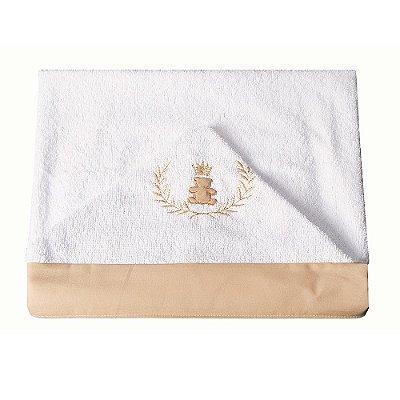 Toalha de Banho Com Capuz Realeza
