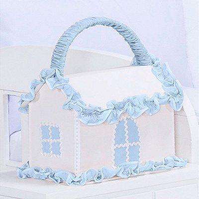 Farmacinha Realeza Azul Bebê