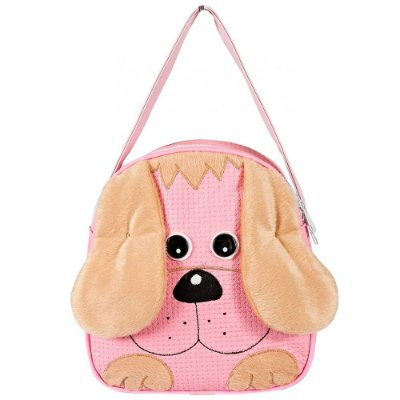 Mochila Dog Rosa P