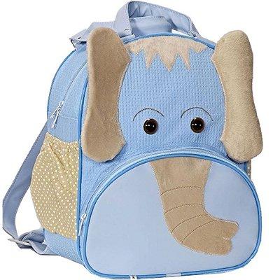 Mochila Elefante Azul G