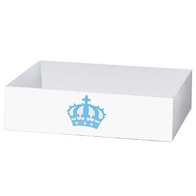 Cesta Imperial Príncipe Azul Bebê Mdf