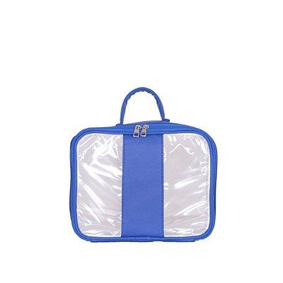 BolsinhaTransparenteParaty Azul G