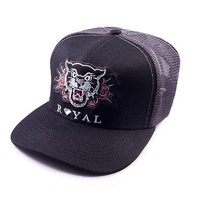 Boné Royal Pantera Negra snapback 1831de8a8b1