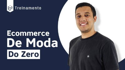 Ecommerce de Moda do Zero