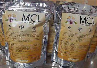 MCL adubo orgânico vegetal com fungos micorriza 500 grms