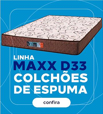 Linha Comfort Maxx D33