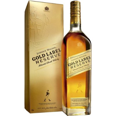 WHISKY GOLD RESERVE 750ml