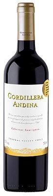 VINHO CORDILERA ANDINA CABERNET SAUVIGNON 750ML