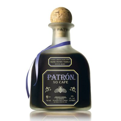 LICOR MEX PATRON XO CAFE C/CARTUCHO 750ML
