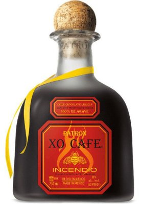LICOR MEX PATRON XO CAFE INCE CHOC C/PIM 750ML