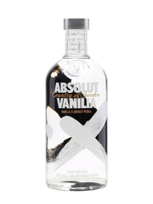 VODKA ABSOLUT VANILLA 750 ML