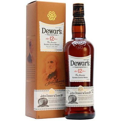 WHISKY DEWARS 12 ANOS 1000 ML
