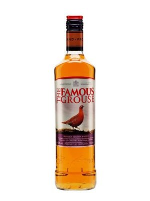 WHISKY THE FAMOUS GROUSE FINEST 750 ML