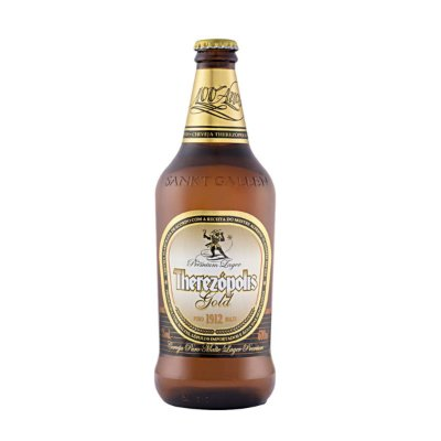 CERVEJA THEREZOPOLIS GOLD 600ML