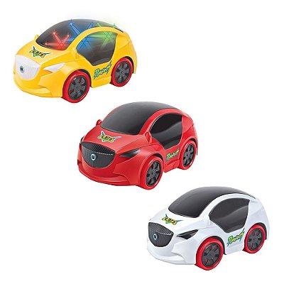 Bate-volta 3D Carro
